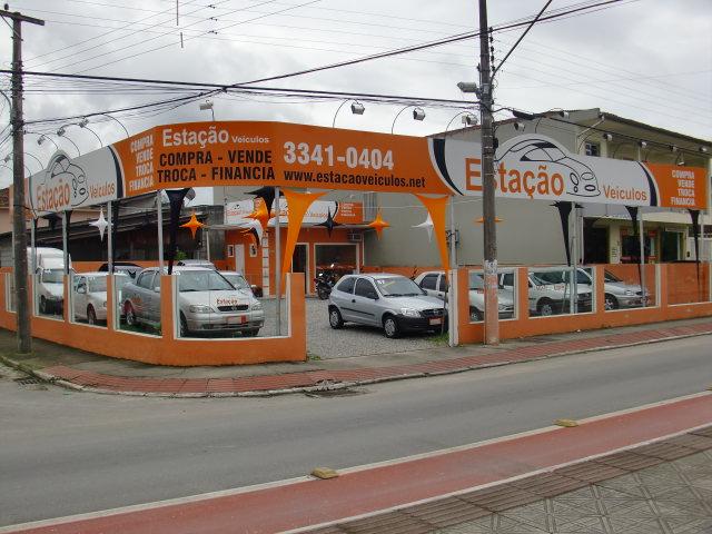 0fa56485154 ESTAÇÃO VEÍCULOS- PALHOÇA em Palhoça - Temusados